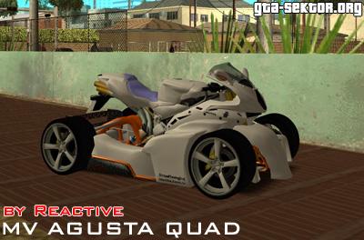 MV Agusta Quad