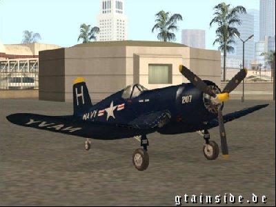 Corsair-F4U1d