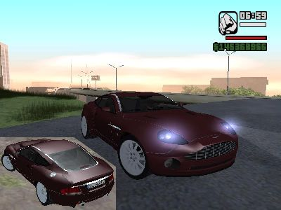 Parches de autos para el GTA San Andreas....