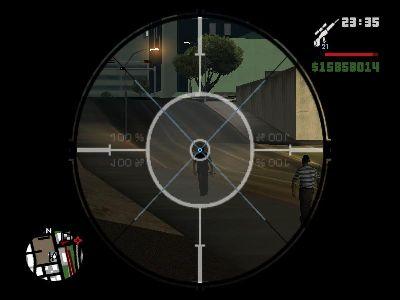 Sniper-Mod