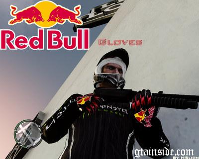 RedBull Gloves
