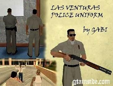Police LV Uniform