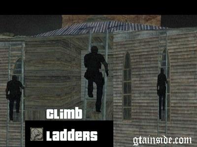 Climb Ladders
