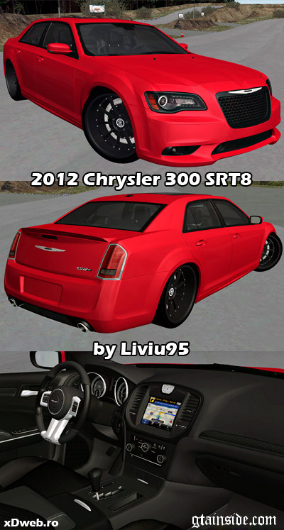 Download Chrysler 300 SRT8
