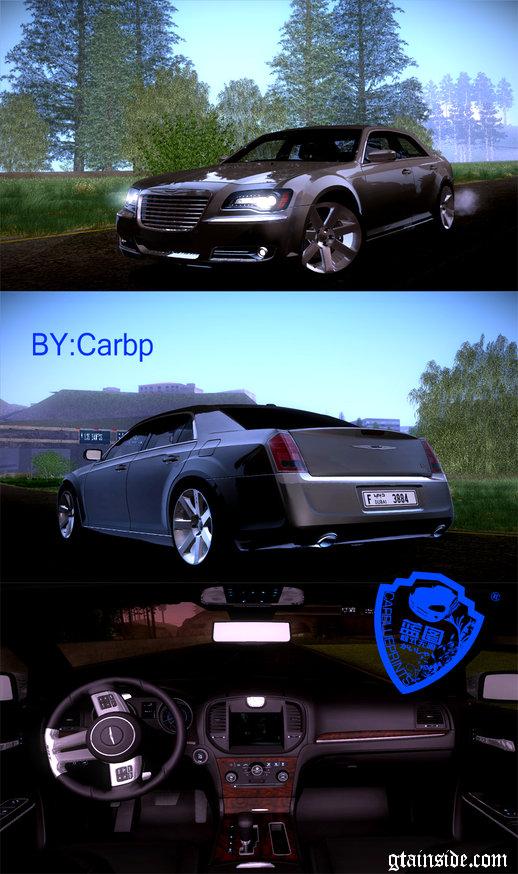 2011 Chrysler 300C 5.7L V8 Hemi Sedan V1.0