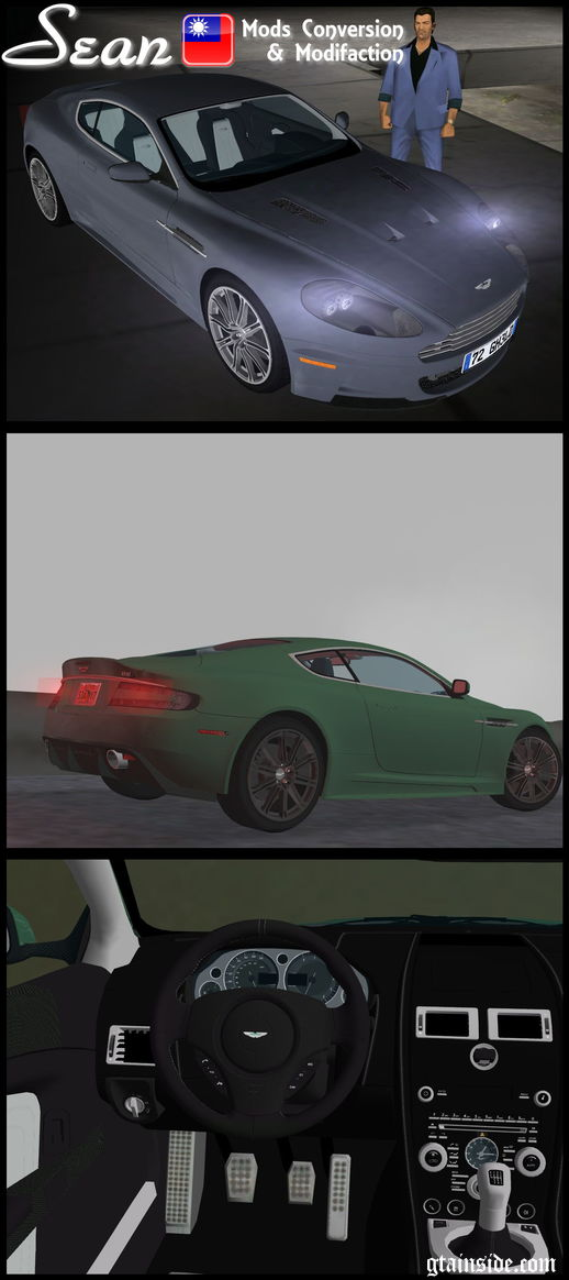Aston Martin DBS v2