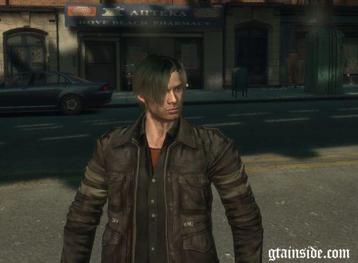 Leon Scott Kennedy (Resident Evil 6) v1.0