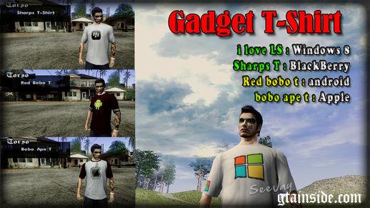 Gadget T-Shirts