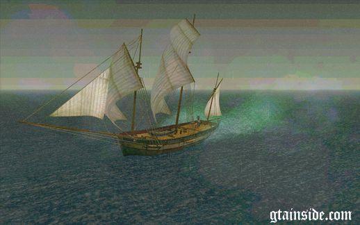 های Luger کشتی های دریایی LSC Caravela