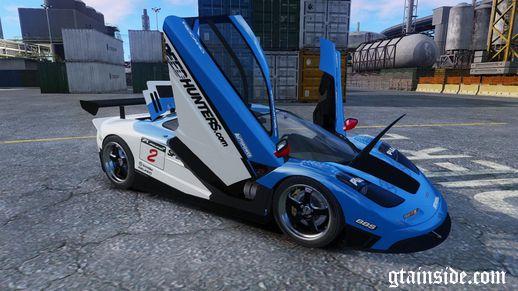 McLaren F1 Final NFS SHIFT 2
