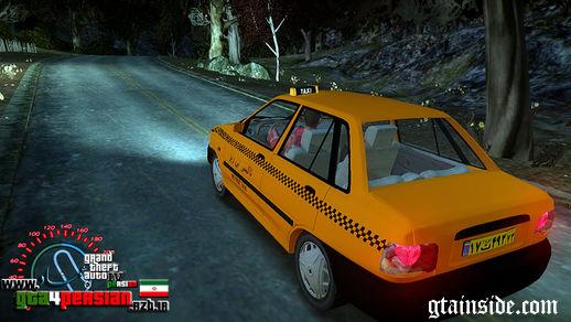 Kia Pride 131 Taxi