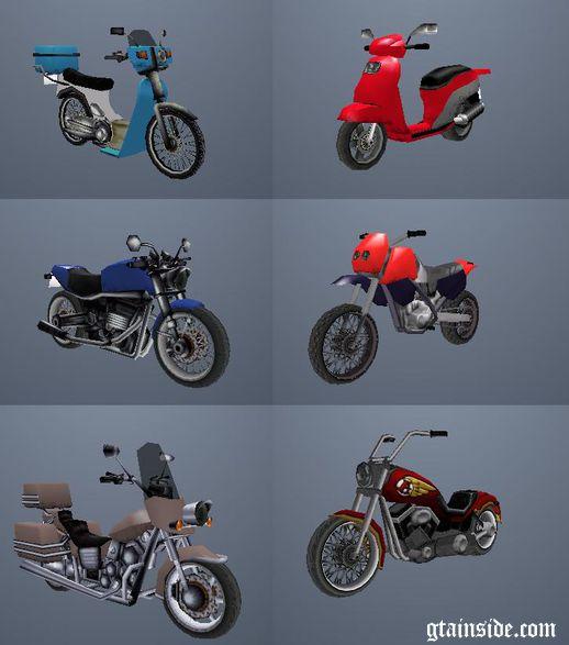 City Bikes Mod 4