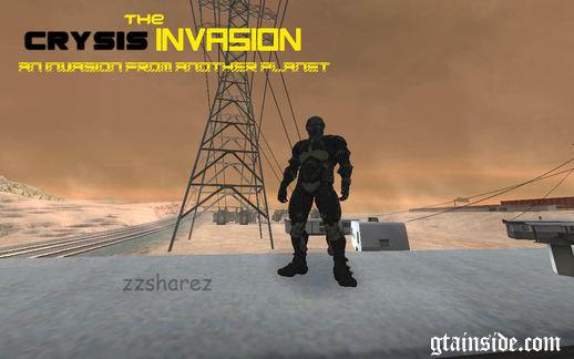 Crysis Invasion