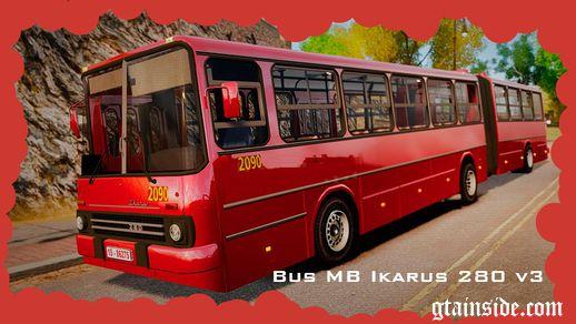Bus MB Ikarus 280 v3