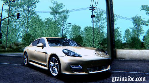 2010 Porsche Panamera Turbo V1.0