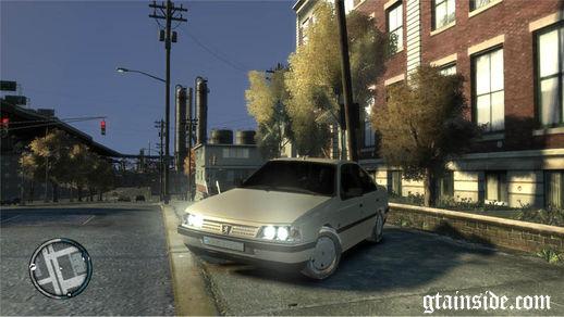Peugeot 405 GLX