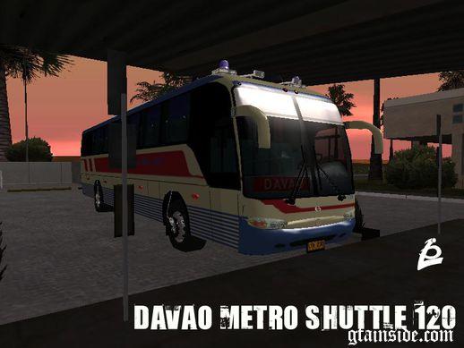داوائو مترو شاتل