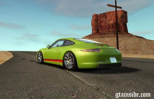 Porsche 911 (991) [EPM]