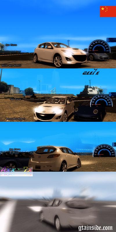 2010 Mazda MazdaSpeed 3