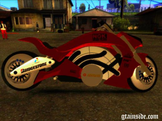 Predator Bike (gta san)
