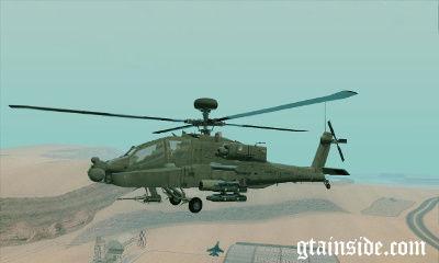 AH-64D Longbow Apache Netherlands