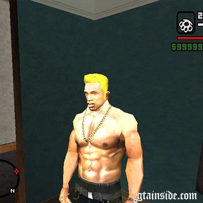 WWE Sheamus Hair Style