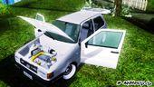 Fiat Uno Turbo HellaFlush