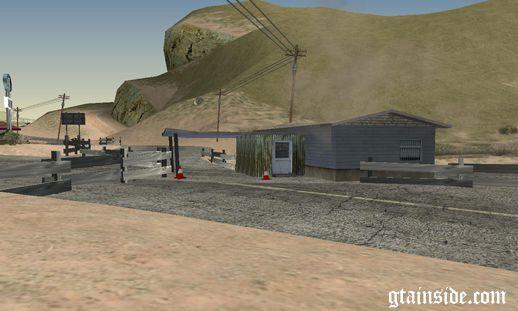 Rally Race Track Mod