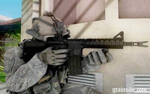 M4A1 CQB
