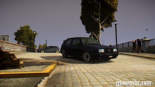 Volkswagen Golf Rallye G60 1990