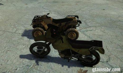 M1030 BF3 Endgame Dirtbike
