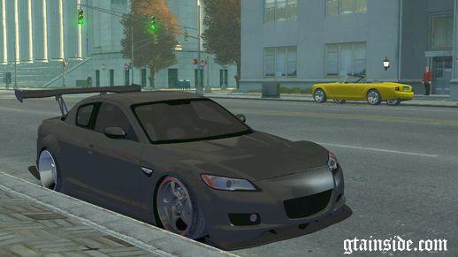 2011 Mazda RX-8 R3 [FE3S]