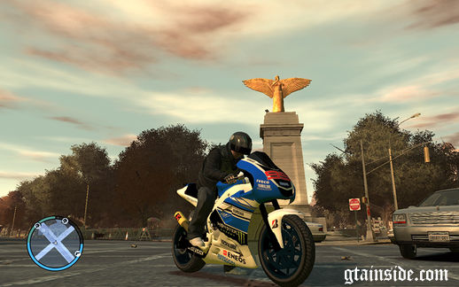 Yamaha M1 2013 Jorge Lorenzo