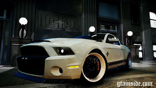 Shelby GT500 Super Snake NFS Edition