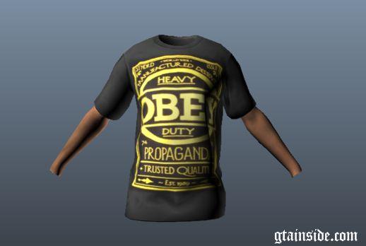 T-Shirt Pack V1 Luis