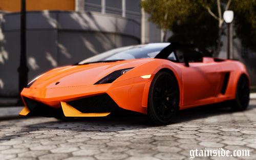 Lamborghini Gallardo LP570-4 Spyder