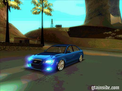 Hyundai Sonata Edit