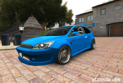 Ford Focus Tuning