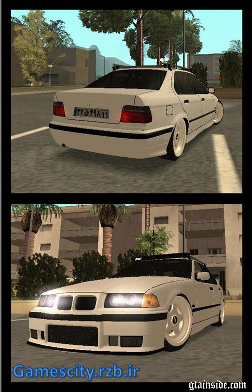 BMW M3 E36 Best Tuning