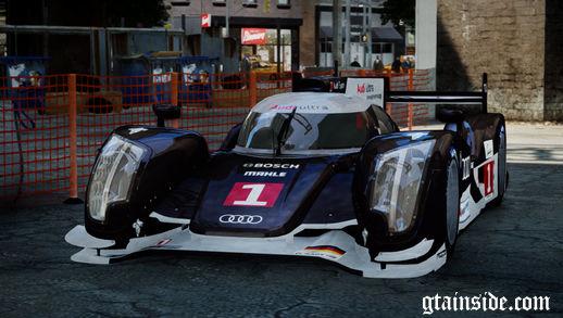 Audi R18 TDI (V2)