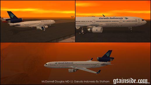MD-11 Garuda Indonesia