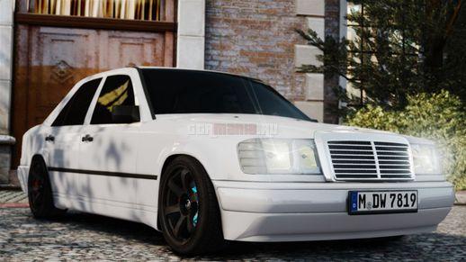 Mercedes-Benz w124 BRABUS v1.0