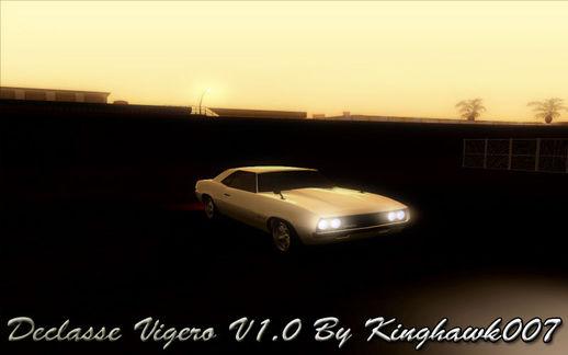 GTA V Declasse Vigero V1.0