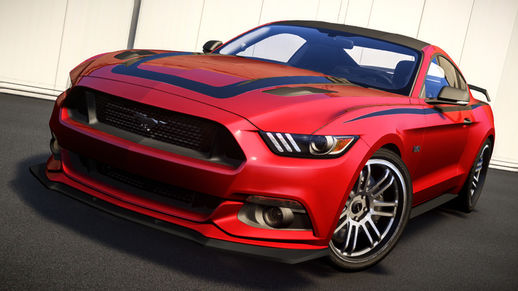 2015 Ford Mustang GT Custom Kit