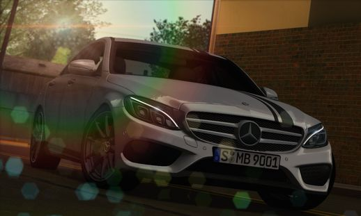 2014 Mercedes Benz C250 AMG Edition V1.0