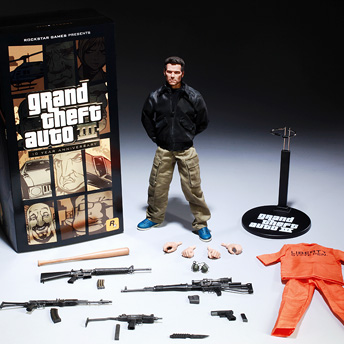 GTA3: 10 Year Anniversary Edition Rockstar_claude_figure