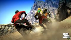 داغ ترین و جدیدترین عکسهای بازی GTA V