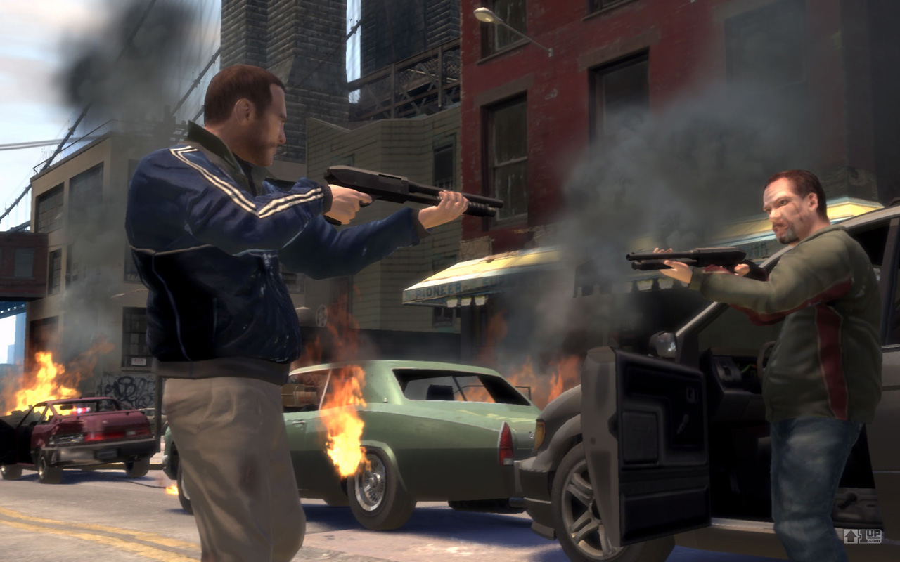[Aporte] Grand Theft Auto 4 [PC][español]